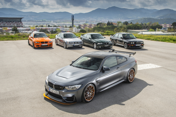 BMW M3 Special Models History © BMW AG