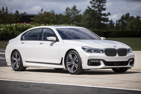 2016 BMW 7 Series © BMW AG