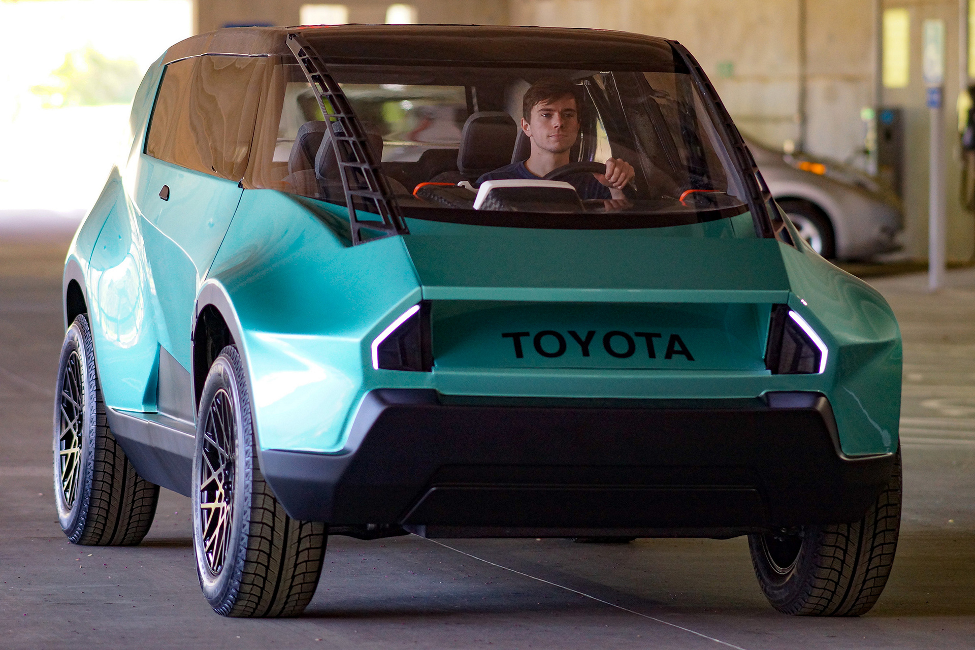 Toyota And Clemson Partner To Unveil Gen Z Focused Concept