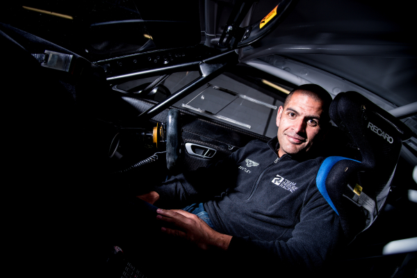 Chris Harris to race with Bentley and Team Parker © Volkswagen AG