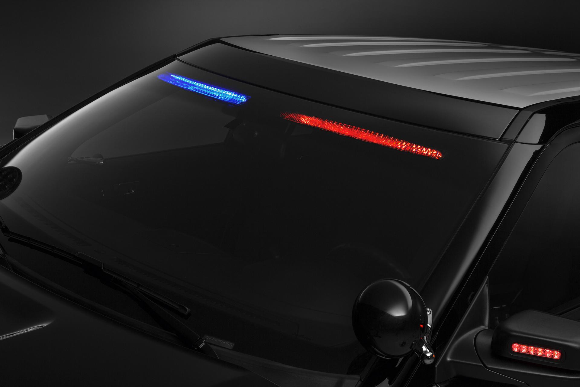 2017 Ford Police Interceptor Utility © Ford Motor Company