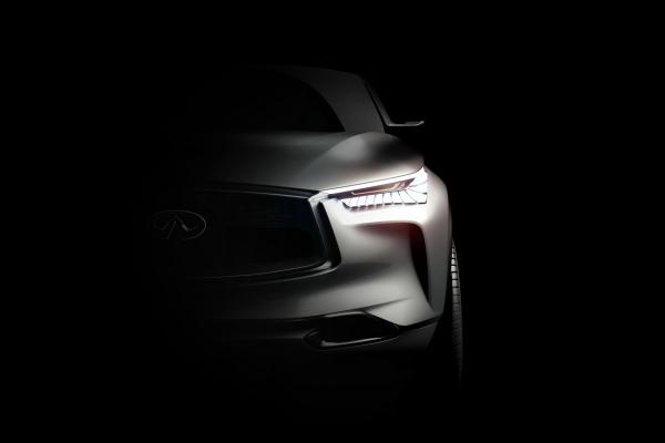 Infiniti QX Sport Inspiration Concept © Nissan Motor Co., Ltd.