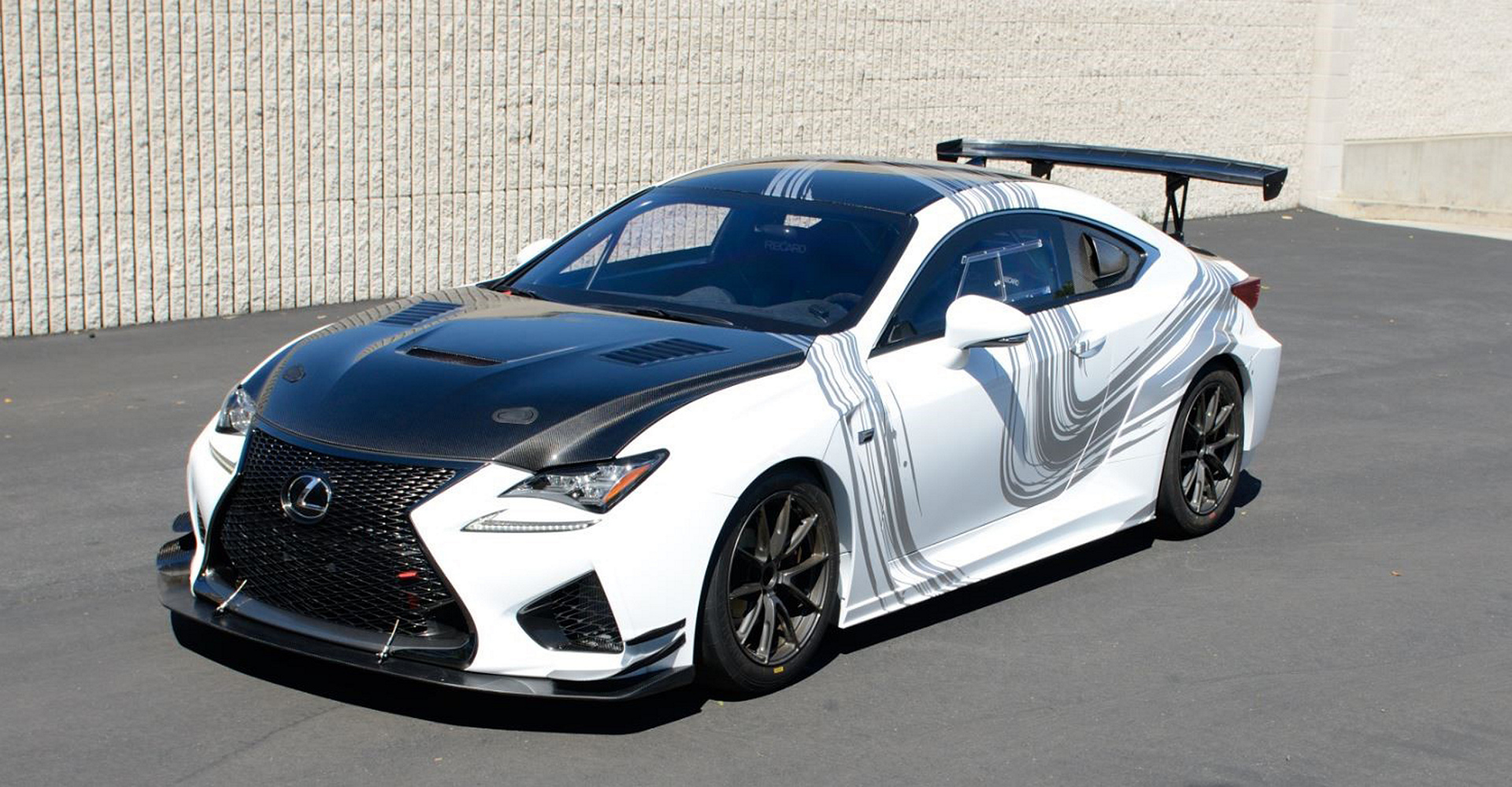 Lexus Rc F Gt Concept To Appear At Long Beach Carrrs