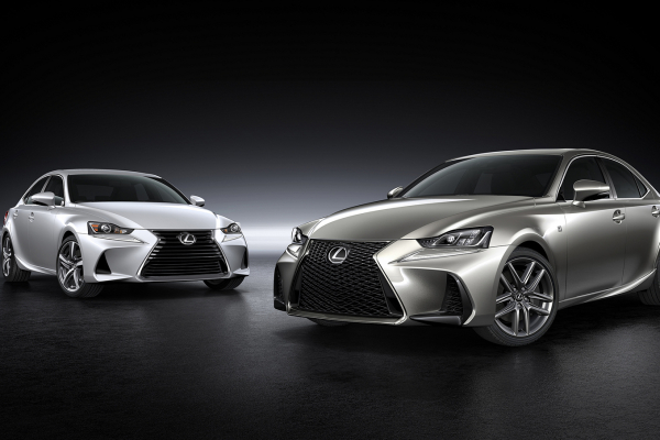 Lexus IS © Toyota Motor Corporation