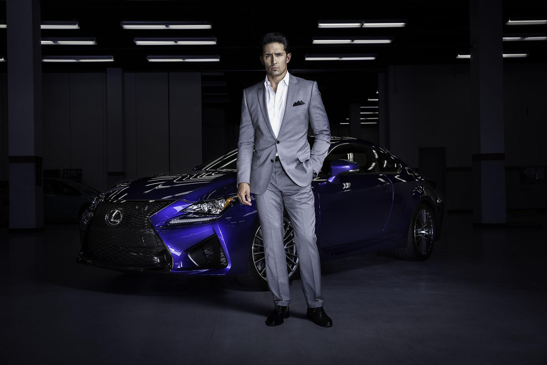 Lexus V-LCRO Technology © Toyota Motor Corporation