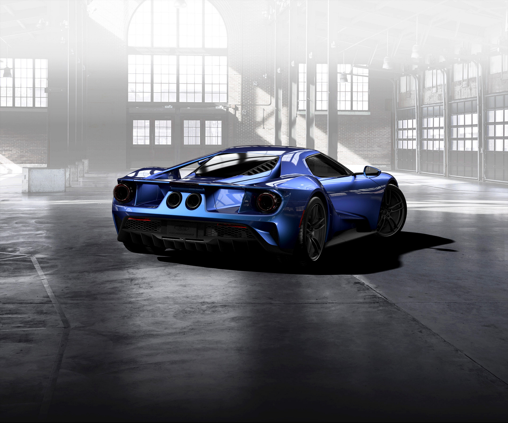 Ford begins taking owner applications for all new ford gt for Ford motor company news
