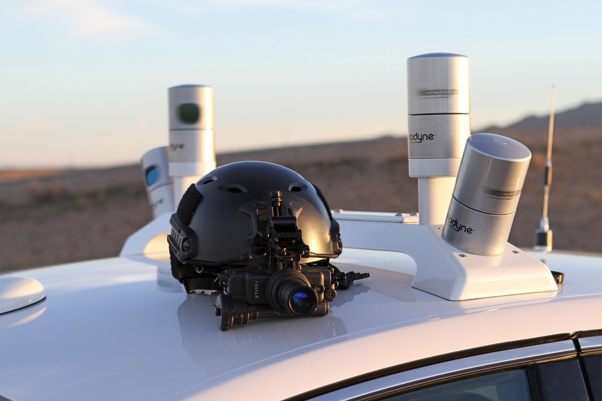 Lidar Sensor Technology © Ford Motor Company