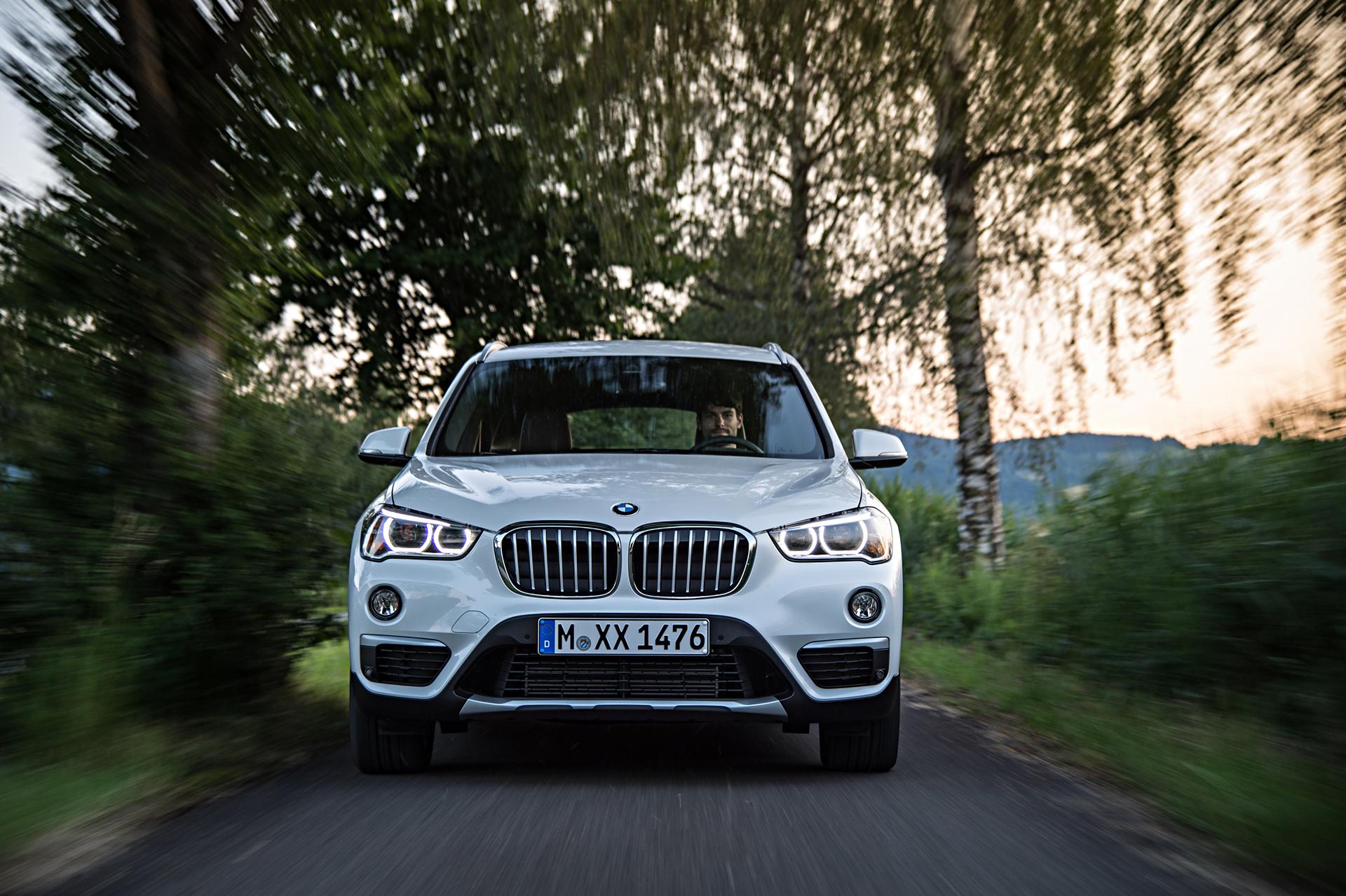 2016 BMW X1 © BMW AG