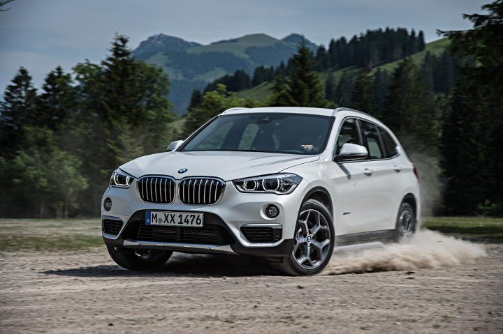Best Luxury Subcompact SUVs for 2016-2017