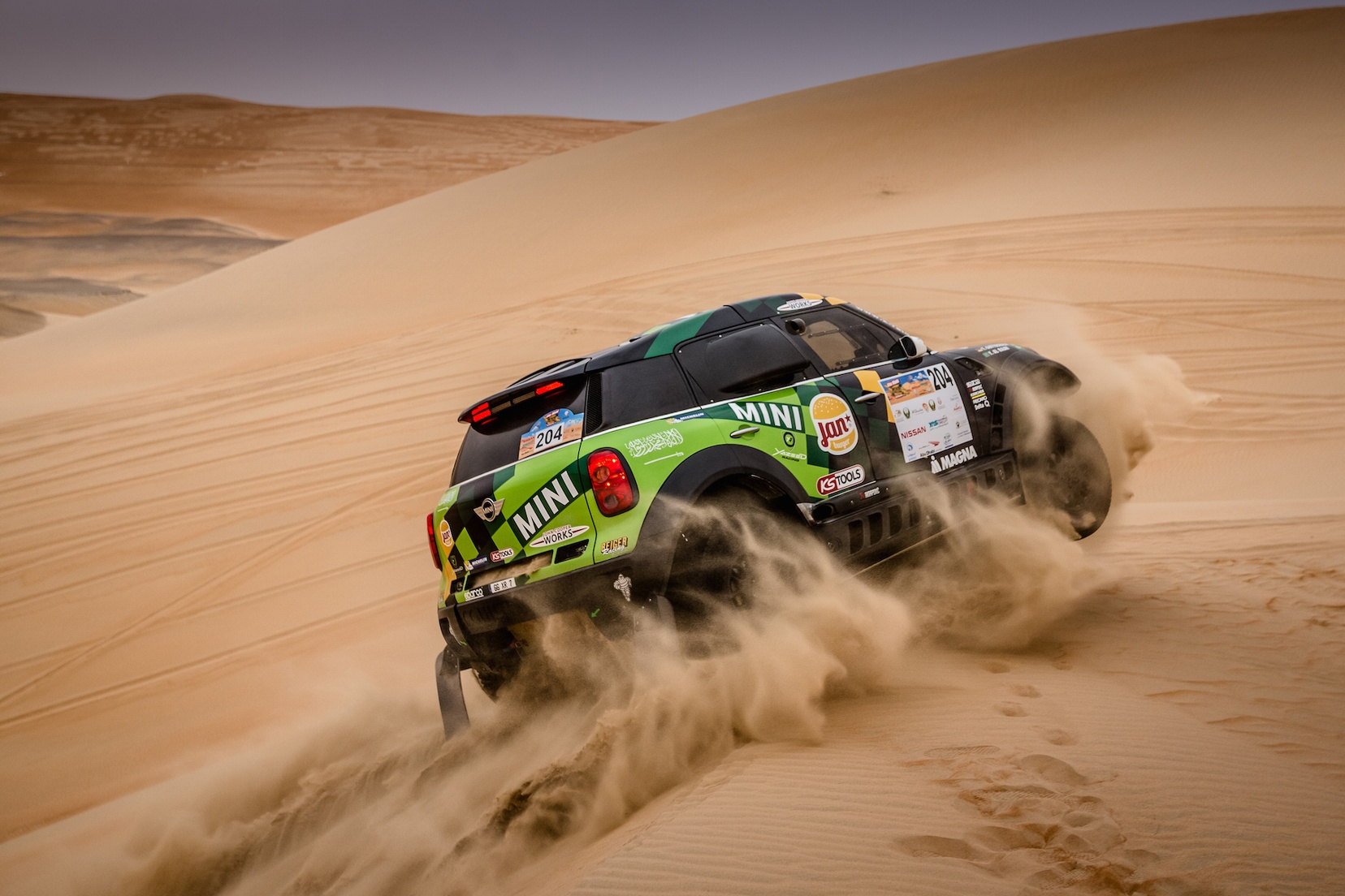 2016 Abu Dhabi Desert Challenge © BMW AG