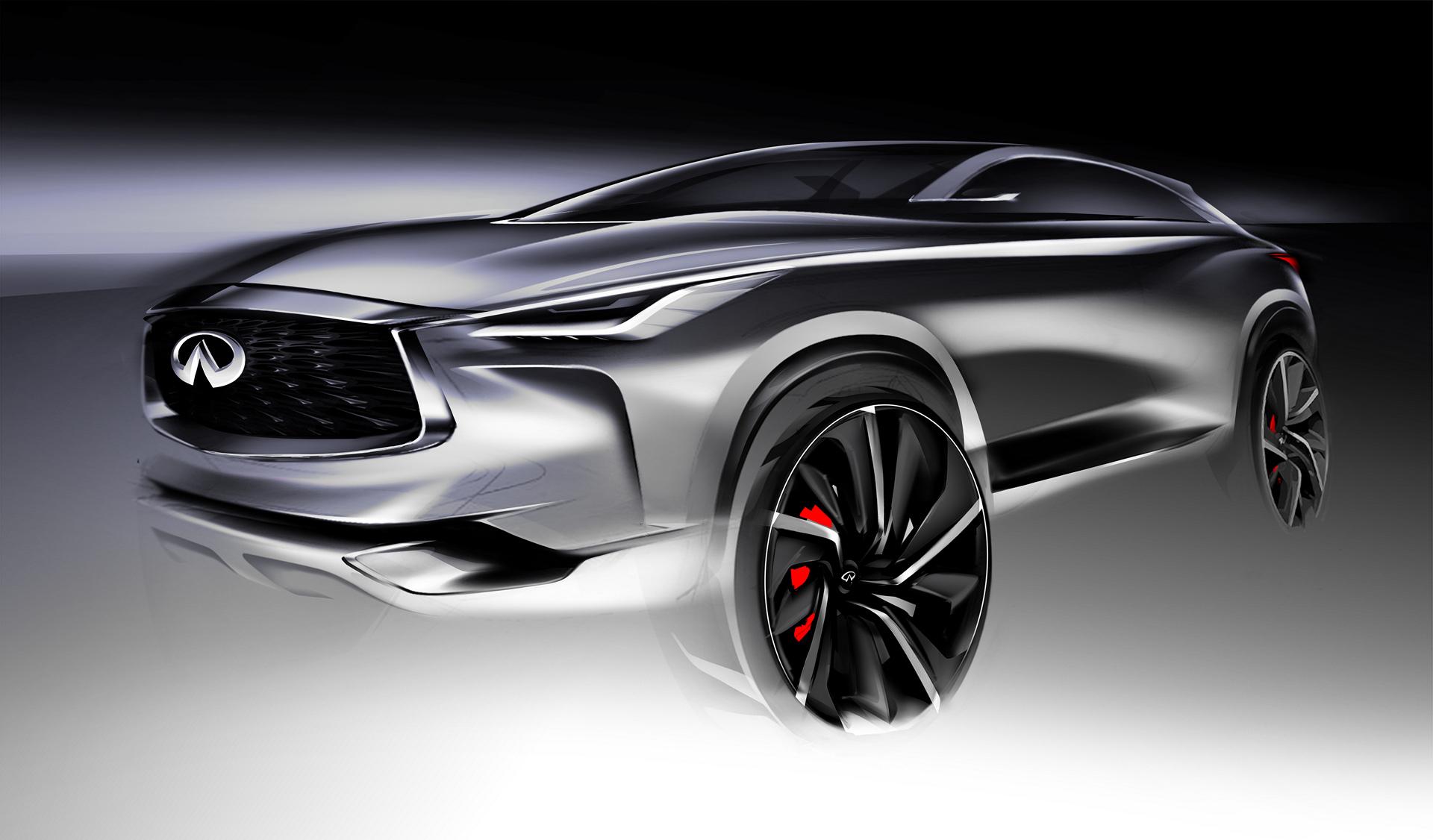 Infiniti QX Sport Inspiration © Nissan Motor Co., Ltd.