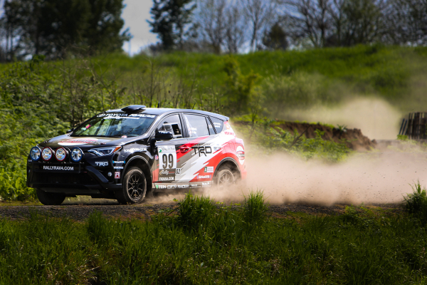 2016 Rally RAV4 © Toyota Motor Corporation