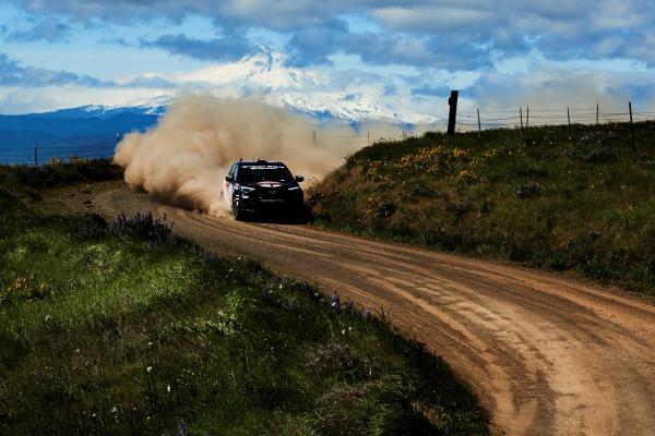 2016 Rally RAV4 - Oregon Trail Win © Toyota Motor Corporation