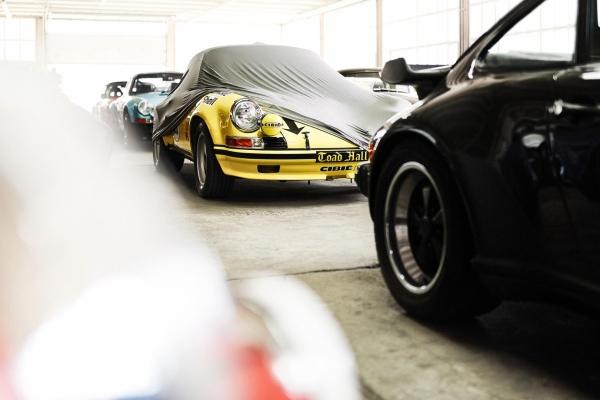 Porsche at the Techno Classica © Dr. Ing. h.c. F. Porsche AG
