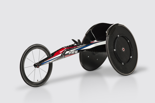 RIO 2016 Paralympic Games © BMW AG