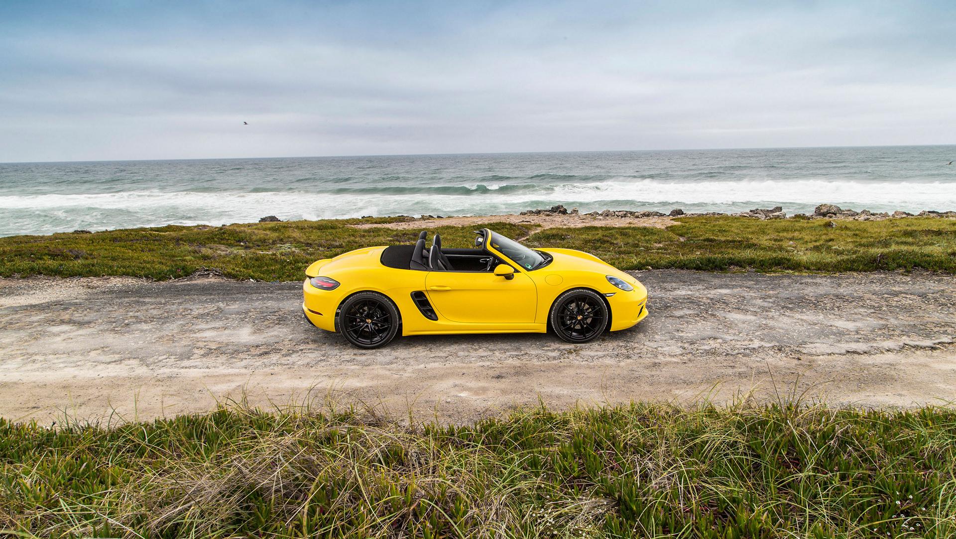 Porsche 718 Boxster © Dr. Ing. h.c. F. Porsche AG
