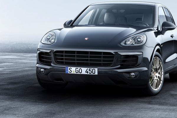 Porsche Cayenne Platinum Edition © Dr. Ing. h.c. F. Porsche AG