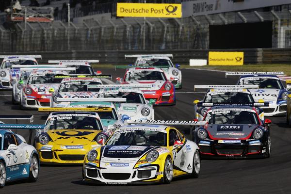 Porsche Carrera Cup Deutschland © Dr. Ing. h.c. F. Porsche AG