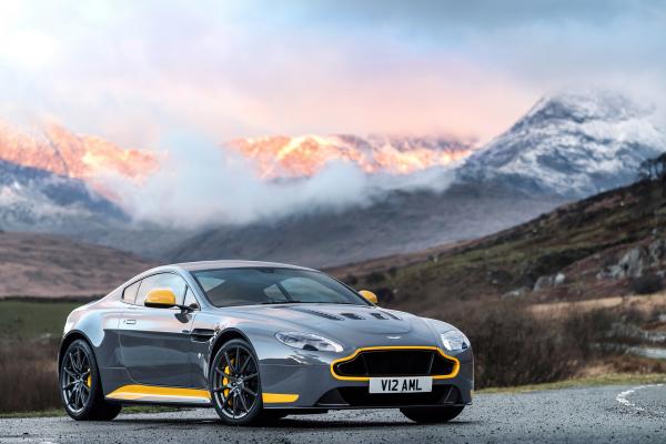 Aston Martin V12 Vantage S © Aston Martin Lagonda Limited