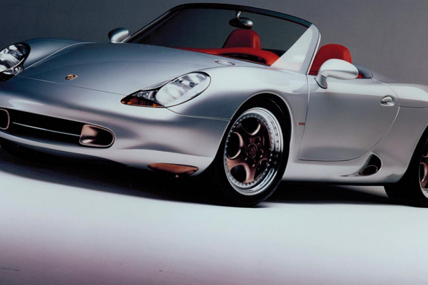 Study of Boxster, 1993 © Dr. Ing. h.c. F. Porsche AG