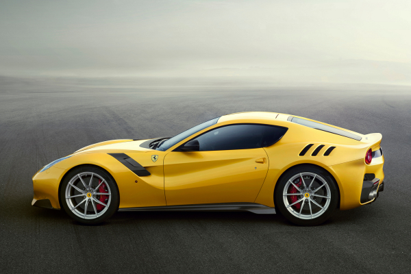 2016 Ferrari F12tdf © Fiat Chrysler Automobiles N.V.