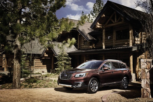 2017 Subaru Outback Touring © Fuji Heavy Industries, Ltd.