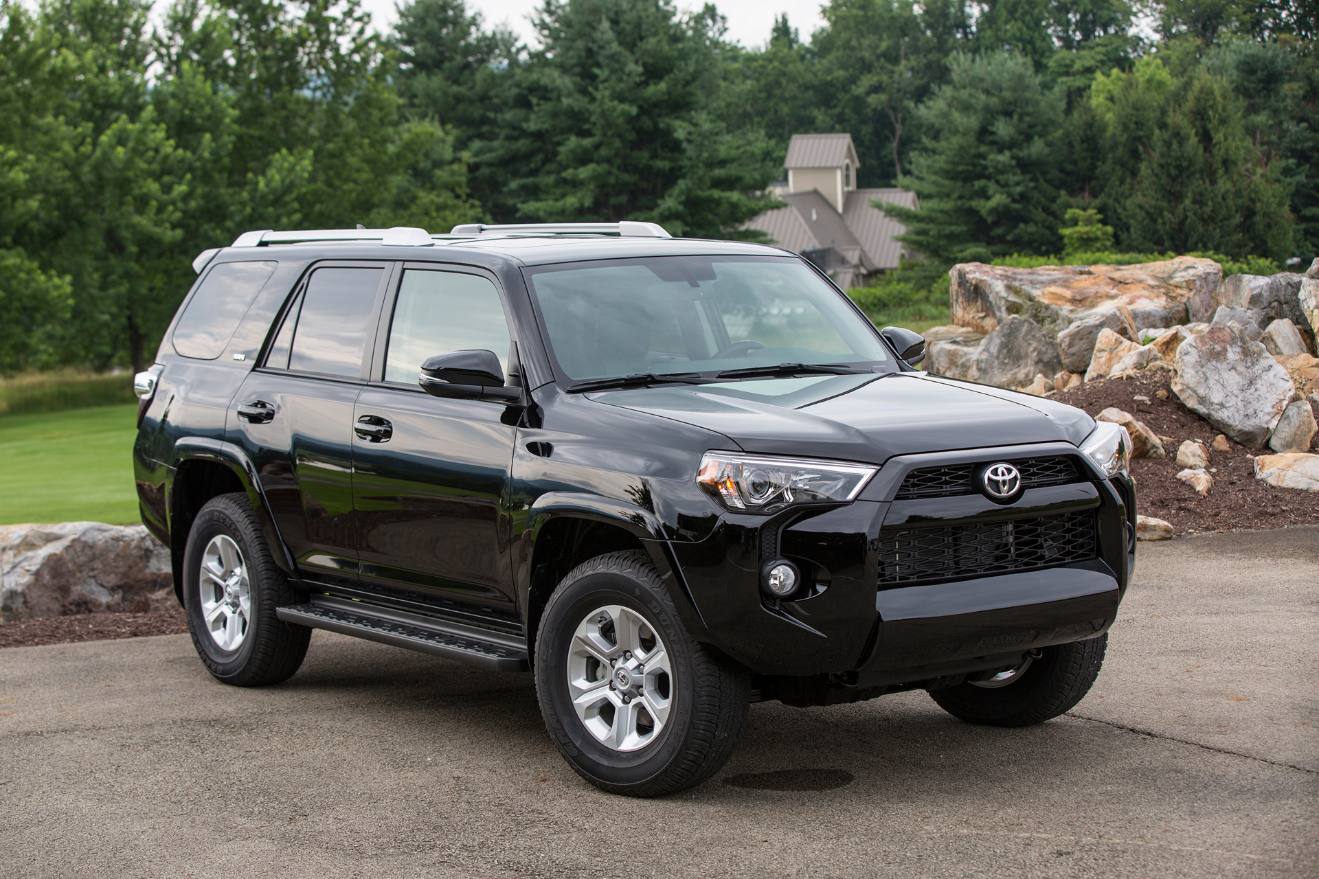 2016 Toyota 4runner Review Carrrs Auto Portal