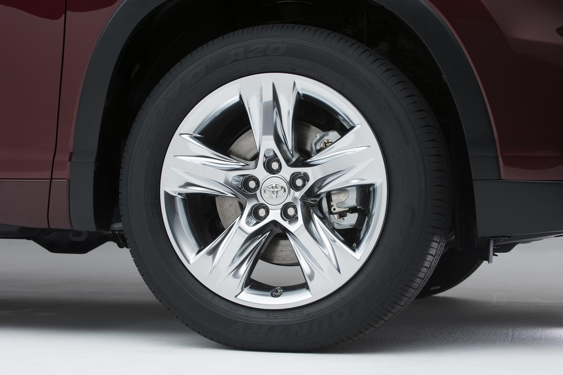 2016 Toyota Highlander Review Carrrs Auto Portal