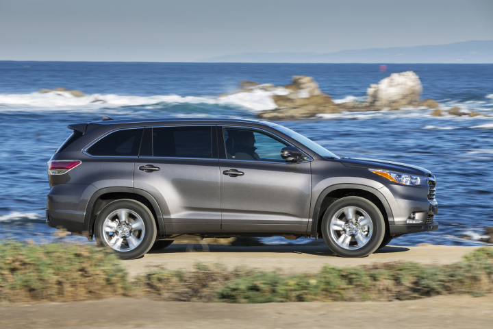 Best Affordable Midsize SUVs for 2016-2017