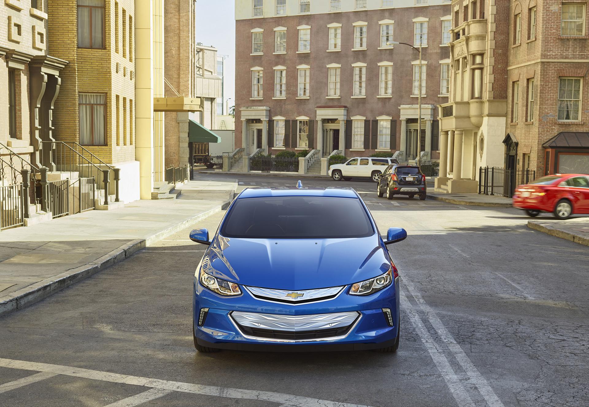 2016 Chevrolet Volt © General Motors