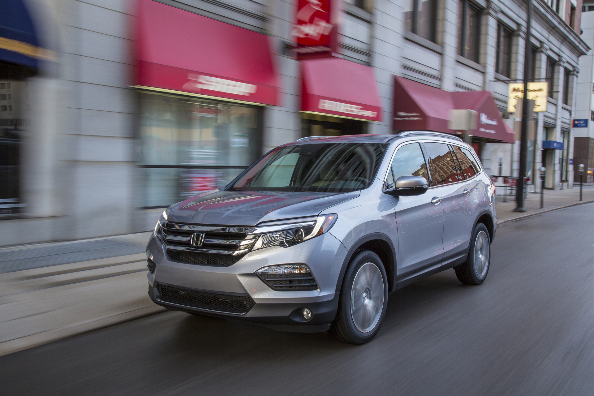 The Best Midsize Suvs With 3rd Row Seating Carrrs Auto