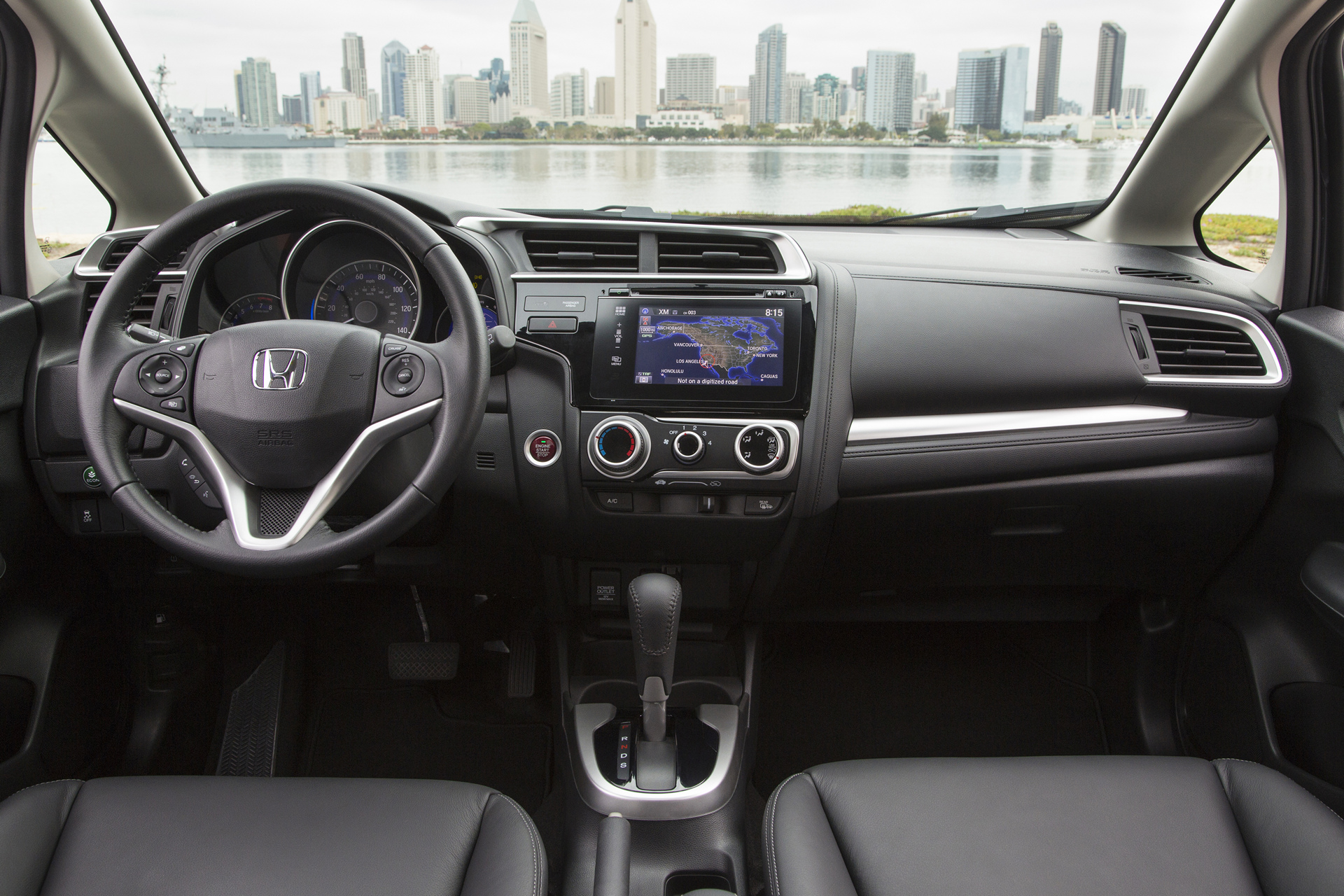 2016 Honda Fit © Honda Motor Co., Ltd.