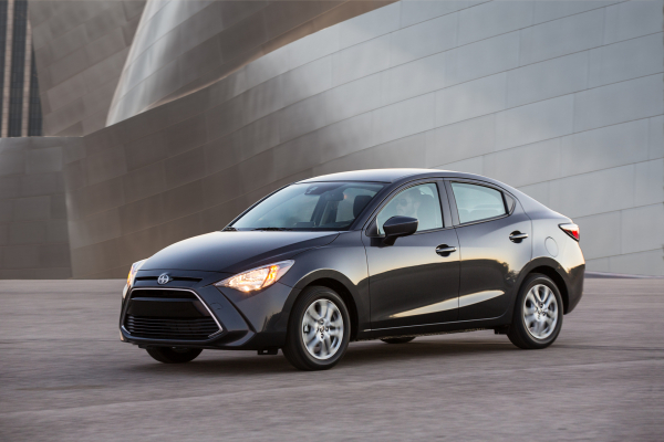 2016 Scion iA © Toyota Motor Corporation