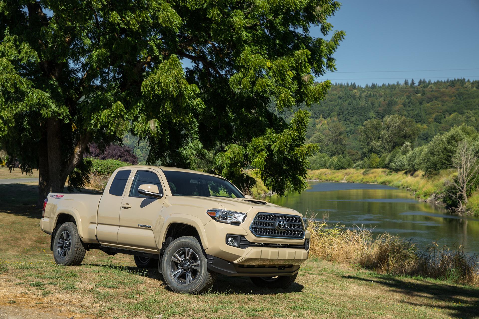 2016 Toyota Tacoma TRD Sport © Toyota Motor Corporation