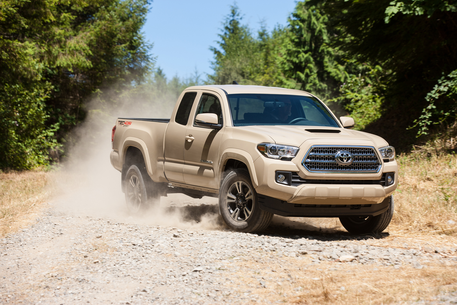 Best Compact Pickup Trucks for 2016-2017