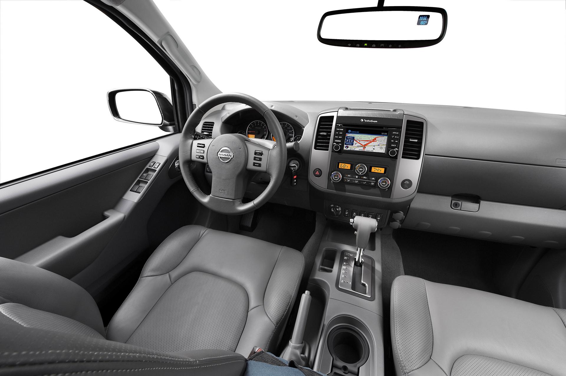 2016 Nissan Frontier © Nissan Motor Co., Ltd.