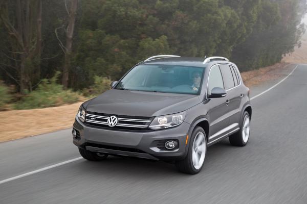 2016 Volkswagen Tiguan © Volkswagen AG