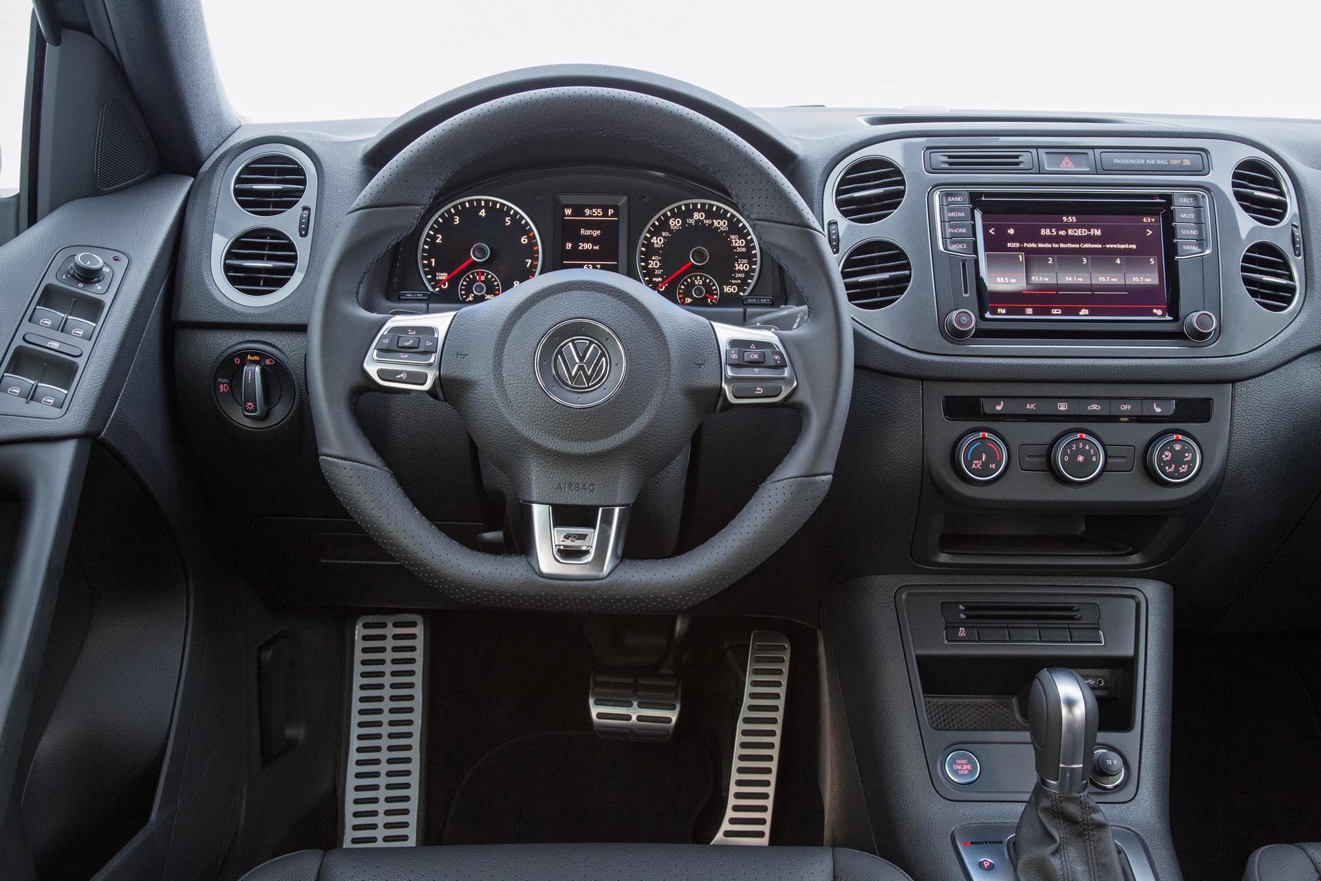 2016 Volkswagen Tiguan Review Carrrs Auto Portal