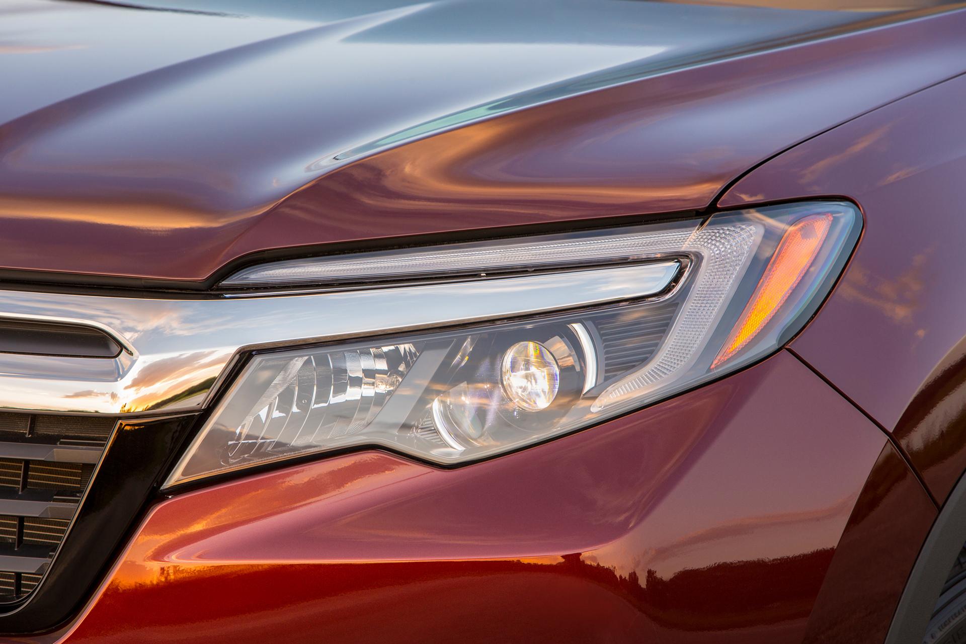 2017 Honda Ridgeline © Honda Motor Co., Ltd.