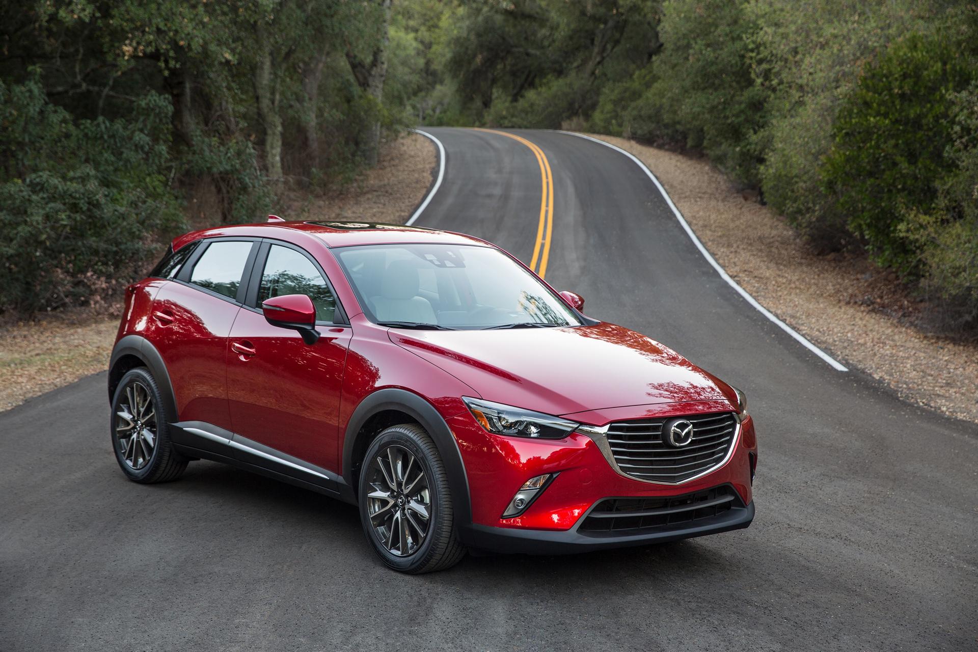 2016 Mazda CX-3 © Mazda Motor Corporation