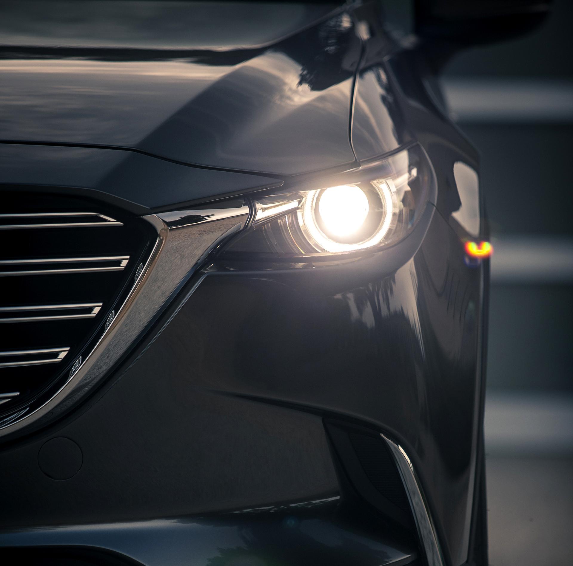2016 Mazda CX-9 © Mazda Motor Corporation