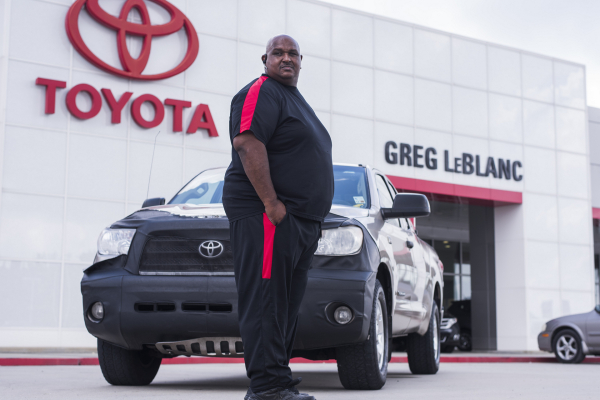 Million Mile Toyota Tundra © Toyota Motor Corporation