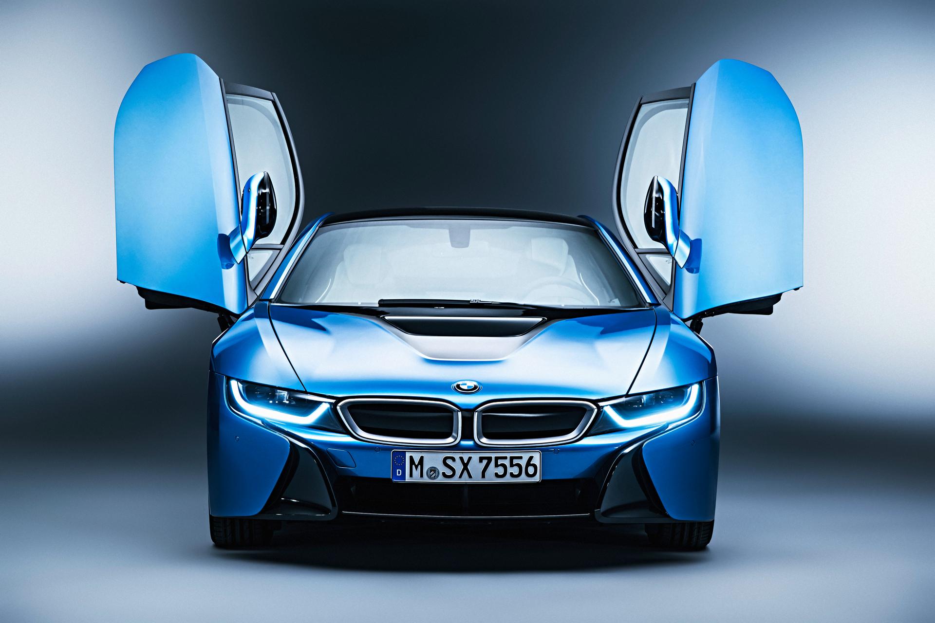 2017 Bmw I8 C Bmw Ag Carrrs Auto Portal