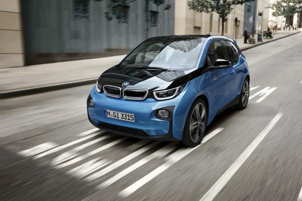 2017 BMW i3 © BMW AG