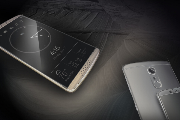 ZTE Axon designed by BMW Group Designworks © BMW AG