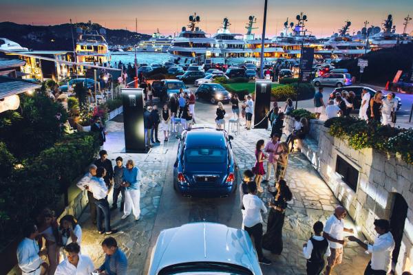 Rolls-Royce Opens Studio in Porto Cervo © BMW AG