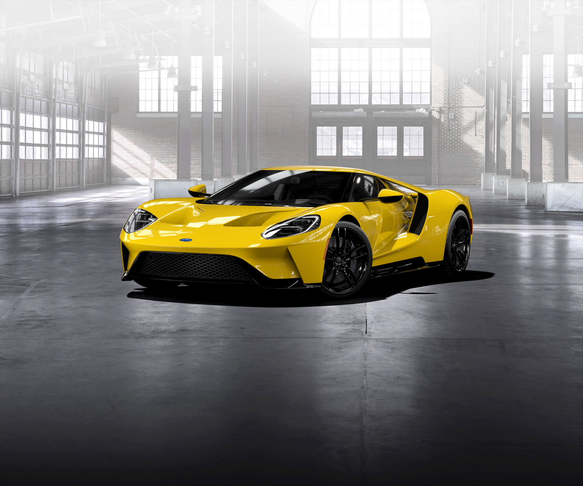Ford GT © Ford Motor Company