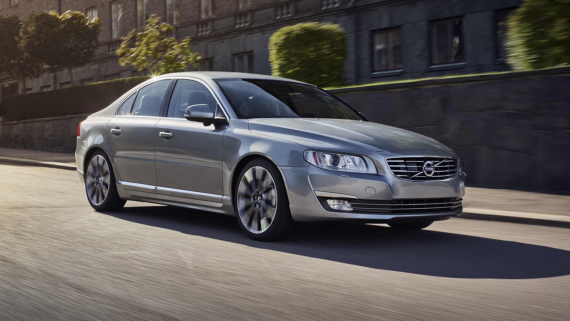 2016 Volvo S80 © Zhejiang Geely Holding Group Co., Ltd