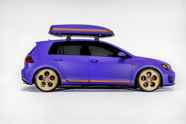 Volkswagen Golf GTI © Volkswagen AG