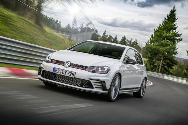 Volkswagen Golf GTI Clubsport S © Volkswagen AG